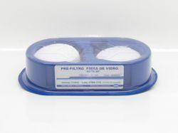 PRE-FILTRO FIBRA DE VIDRO MN 85/70 BF 47MM C/100FL